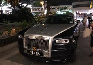 Rolls-Royce Ghost, SBY1S