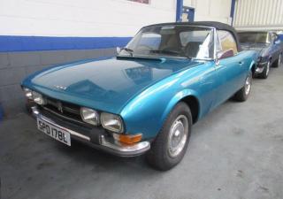 Peugeot 504, SPD178L