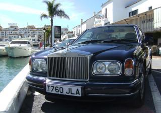 Rolls-Royce Silver Seraph, T760JLA