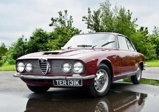 Alfa Romeo 2600, TER131K