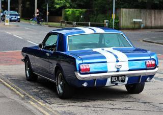 Ford Mustang, UCA181D