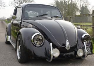 Volkswagen Beetle, UOK895H