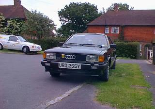 Audi 80, URD255Y