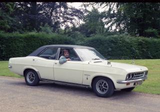 Vauxhall Ventora, UYP956F