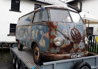 Volkswagen T2, VXS467