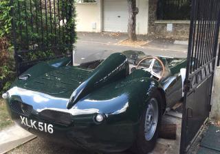 Jaguar , XLK516