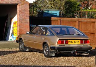 Rover SD1 (2000/2300/2400/2600/3500/Vitesse), YBJ309X