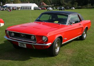 Ford Mustang, YMO507F