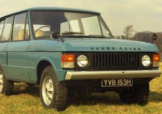 Land Rover Range, YVB153H