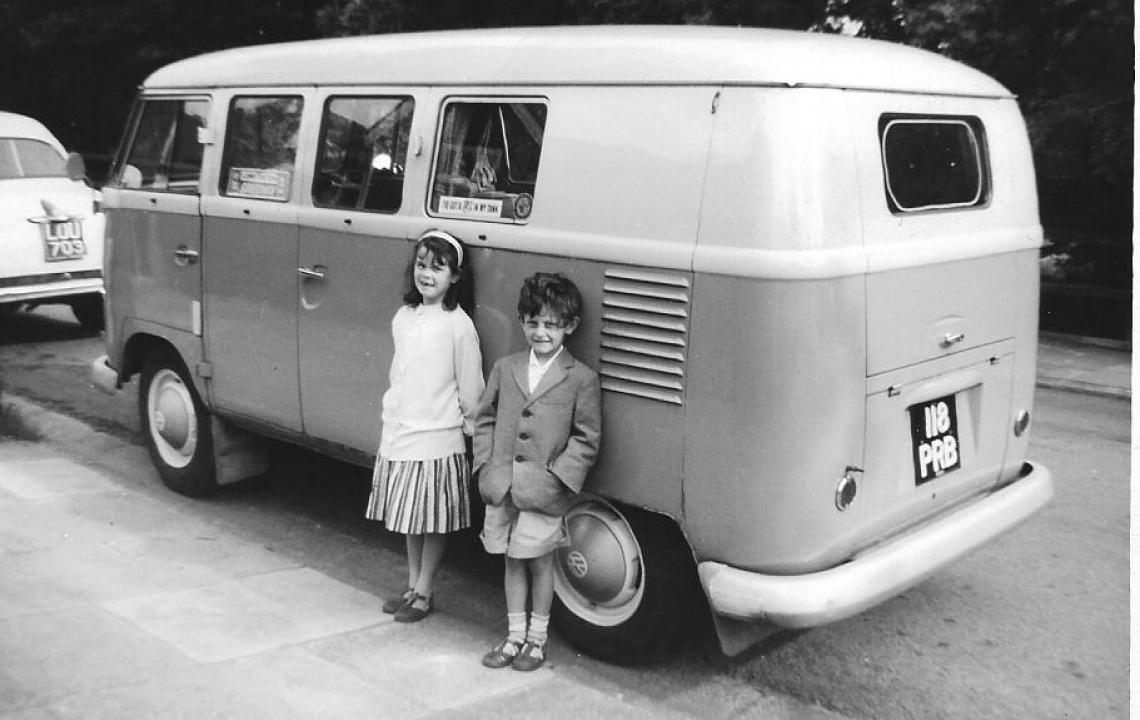Volkswagen T1, 118PRB