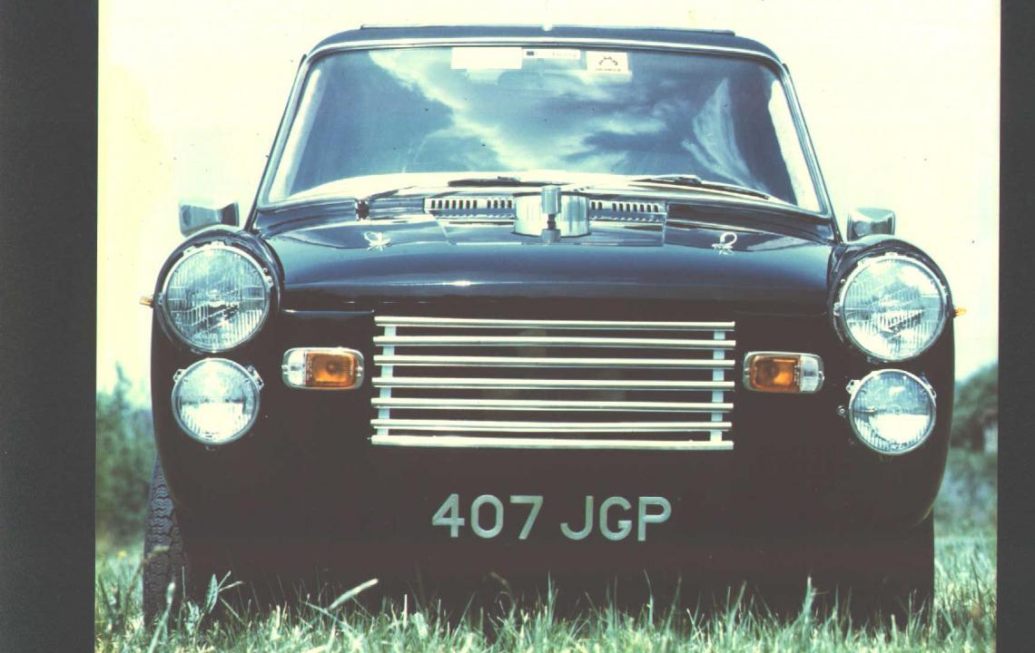 Austin A40, 407JGP