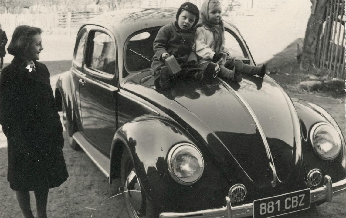 Volkswagen Beetle, 881CBZ