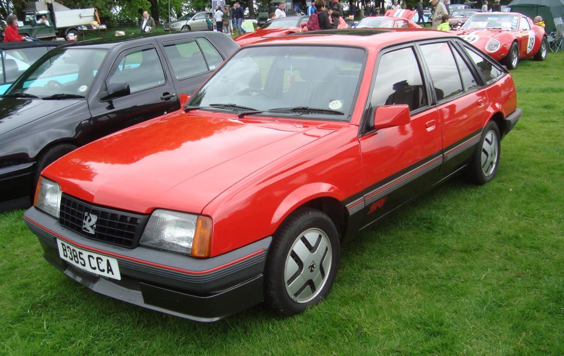 Vauxhall Cavalier, B385CCA
