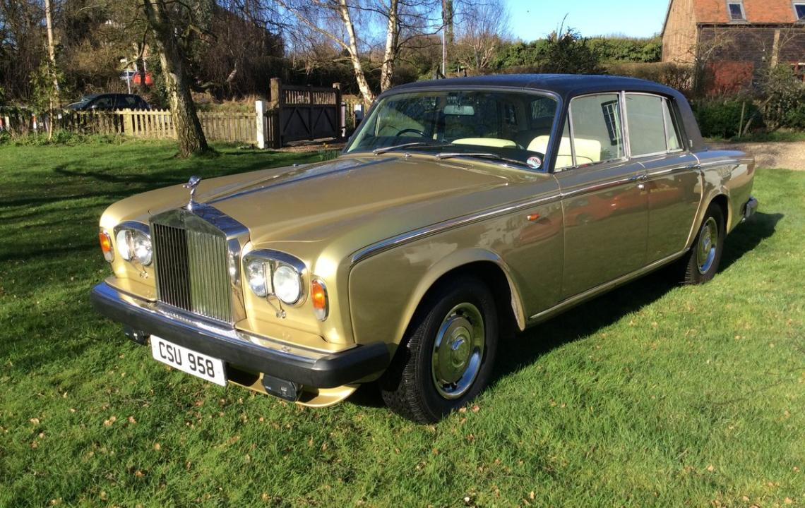 Rolls-Royce Silver Shadow, CSU958