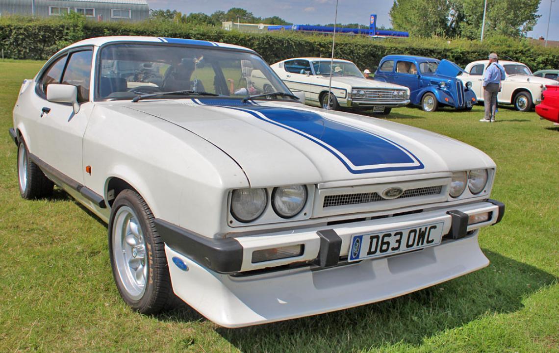 Ford Capri, D63OWC