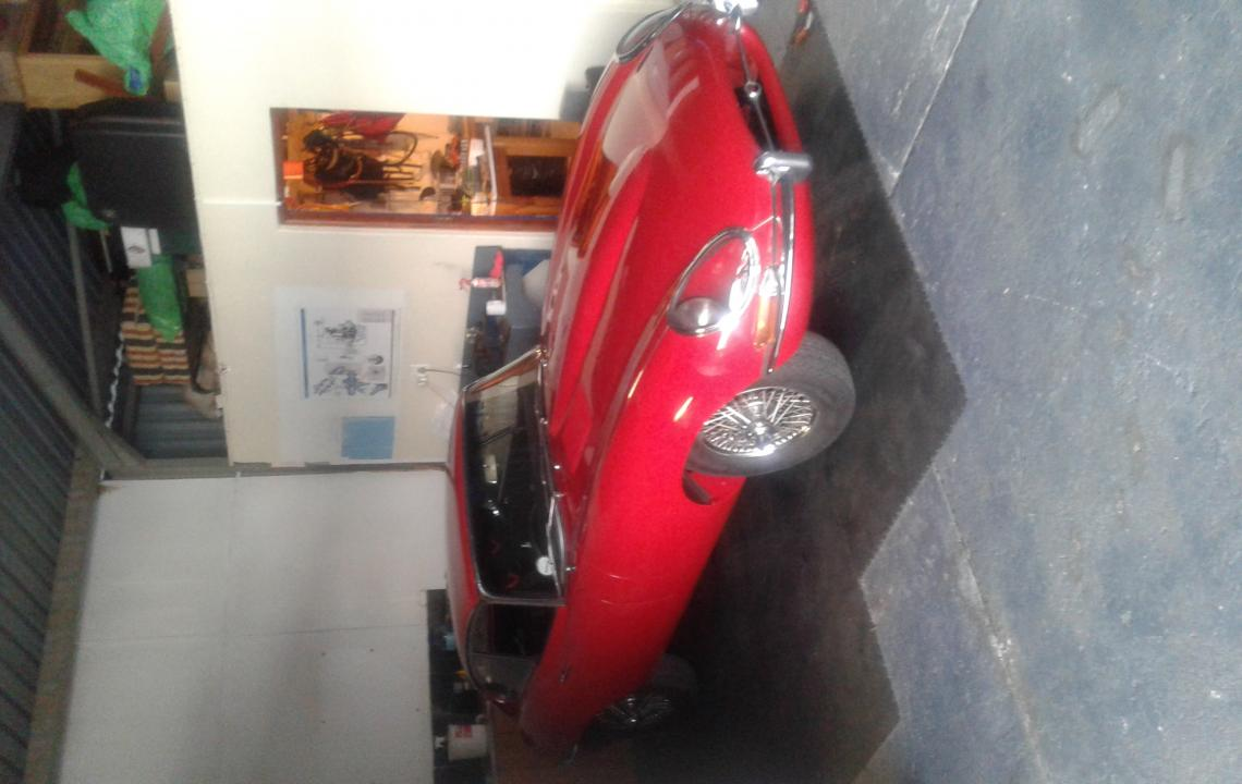 Jaguar E-Type, DKV578C