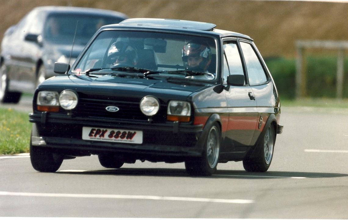 Ford Fiesta, EPX888W