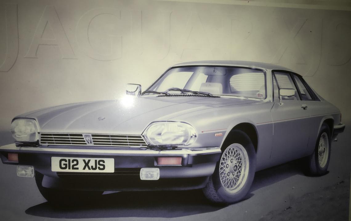 Jaguar XJ-S, G12XJS