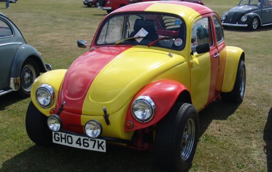 Volkswagen Beach Buggy, GHO467K