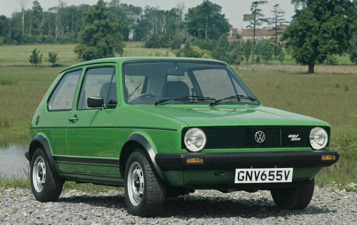 Volkswagen Golf, GNV655V