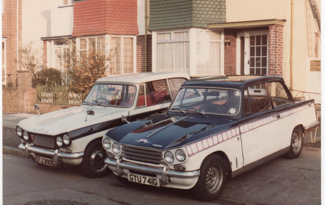 Triumph Vitesse, GTU741G