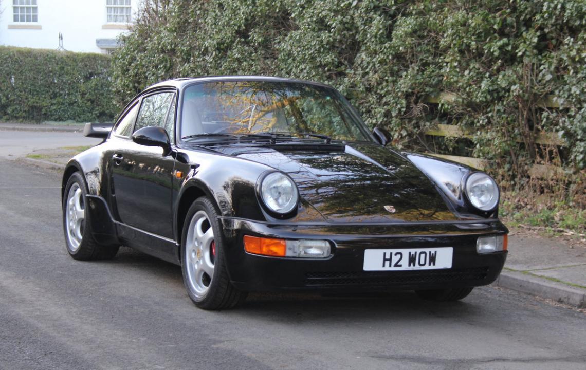 Porsche 911, H2WOW