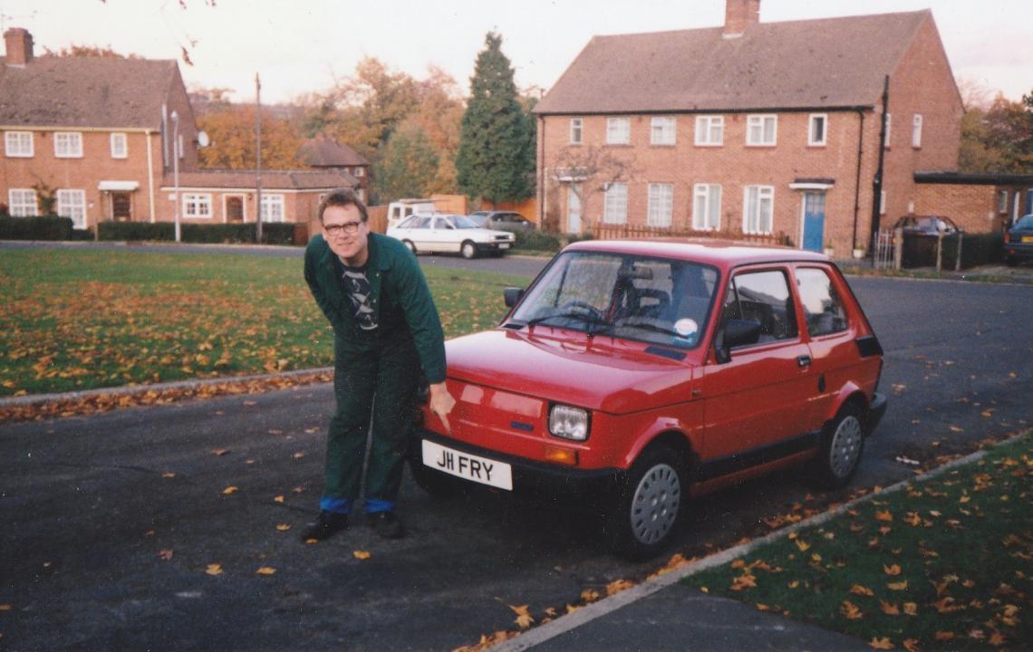 Fiat 126, J11FRY