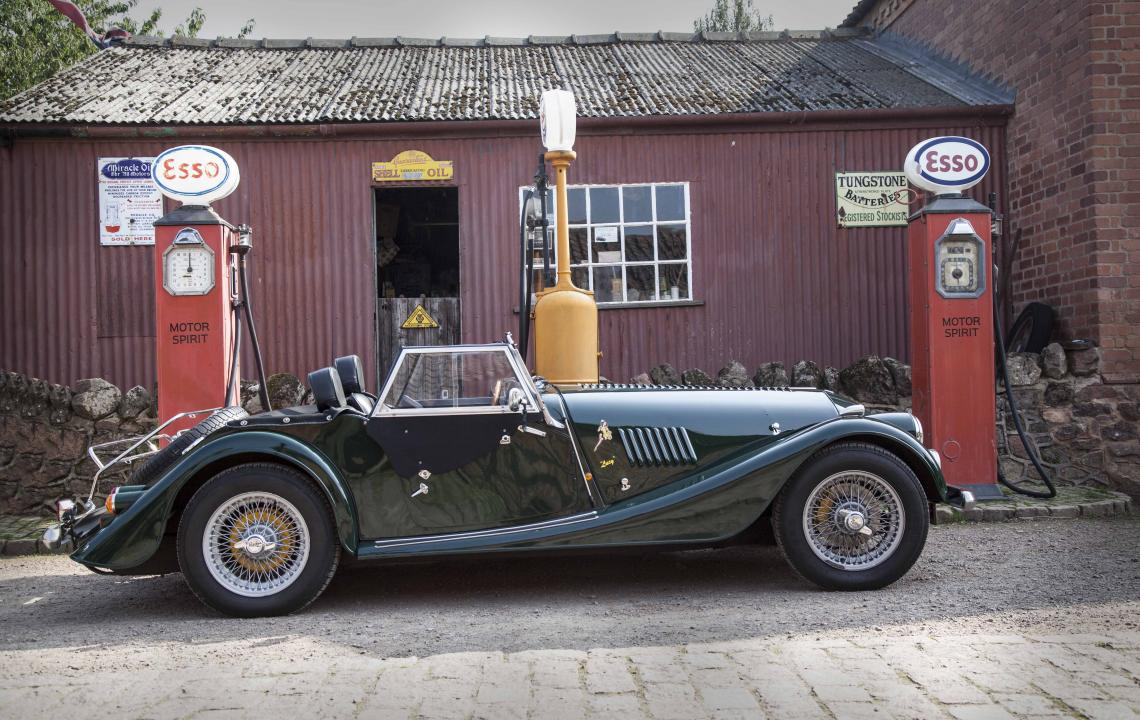 Morgan 4/4 Two-Seater and Four-Seater, L10MOG