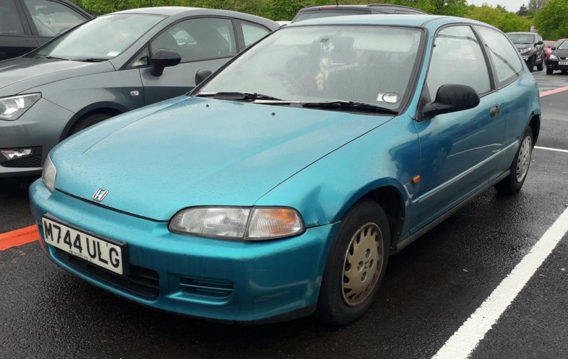 Honda Civic, M744ULG