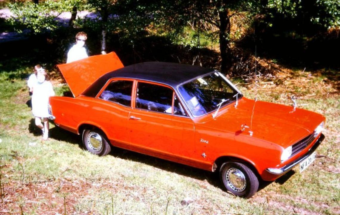 Vauxhall Viva, NFA261G