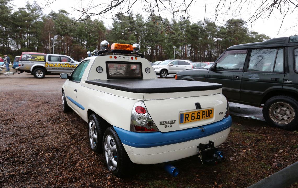 Renault Clio, P66PUP