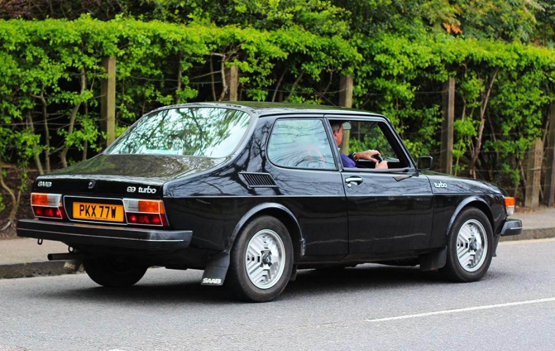 Saab 99, PKX77W