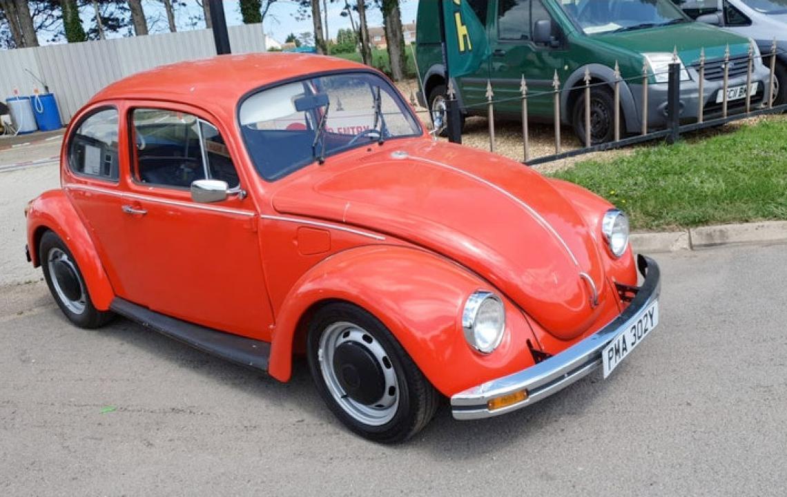 Volkswagen Beetle, PMA302Y