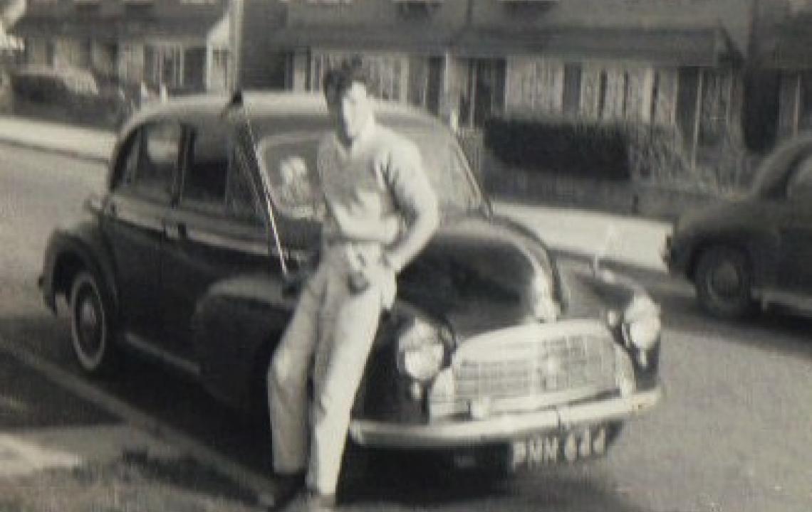 Morris Oxford, PMM644