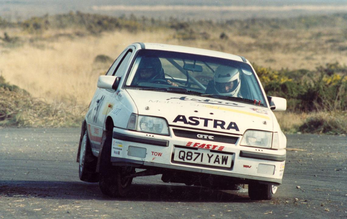 Vauxhall Astra, Q871YAW
