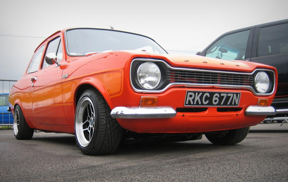 Ford Escort, RKC677N