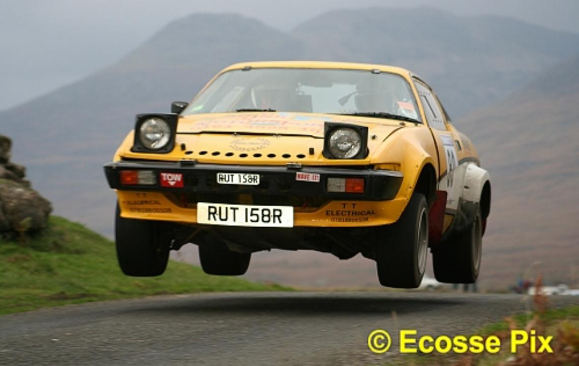 Triumph TR8, RUT158R
