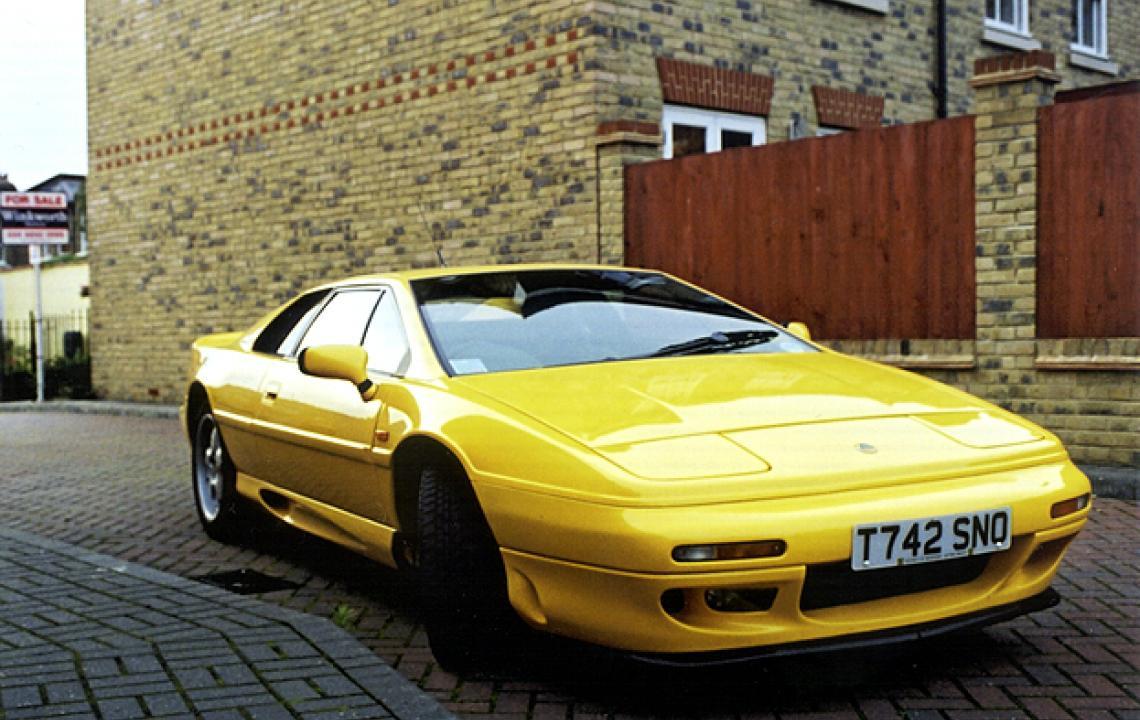 Lotus Esprit, T742SNO