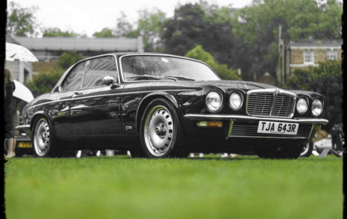 Jaguar XJ, TJA643R